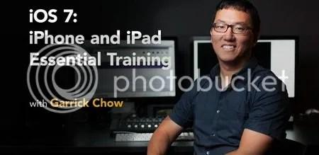Lynda - iOS 7: iPhone and iPad Essential Training