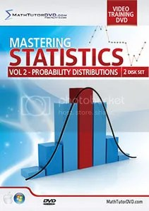 Math Tutor - Mastering Statistics: Vol 2 Training