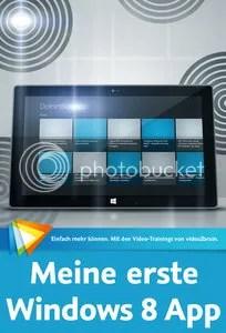 Meine erste Windows 8 App Programmieren unter WinRT mit C# und XAML