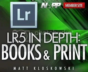 NAPP - Lightroom 5 In Depth: Books and Print