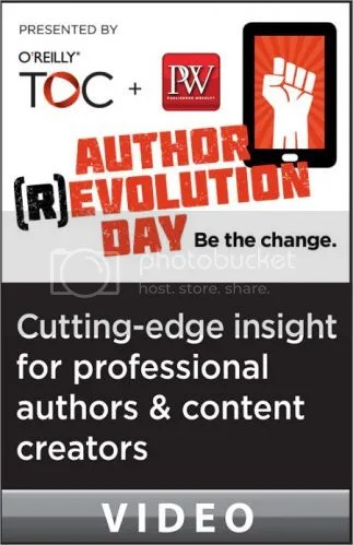 Oreilly - Author Revolution Day 2013: Be the Change