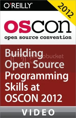 Oreilly – Building Open Source Programming Skills at OSCON 2012