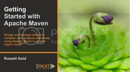 Packtpub - Getting Started with Apache Maven Training Video