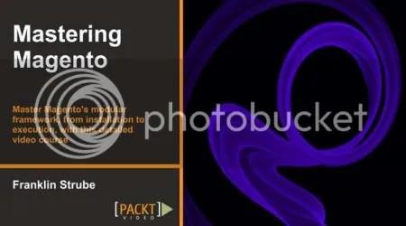 Packtpub - Mastering Magento