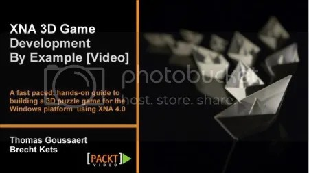 Packtpub - XNA 3D Game Development By Example