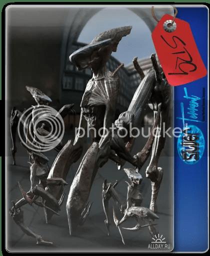 The Gnomon Workshop - 3D Creature Development Master Class - Disc 5 - Look Development