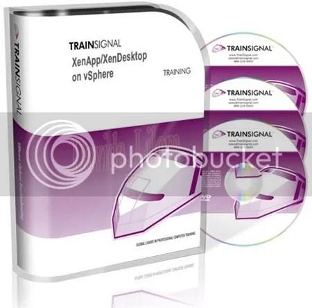 Trainsignal – Best Practices for Running XenApp/XenDesktop on vSphere Training