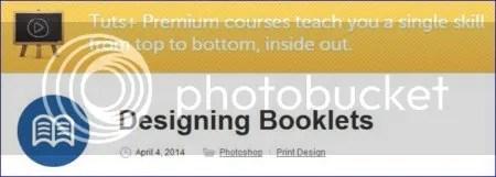 Tuts+ Premium - Designing Booklets