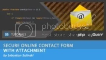 Udemy - Secure Online Contact Form with Attachment