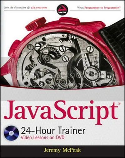 Wiley - Javascript 24-hour Trainer Video