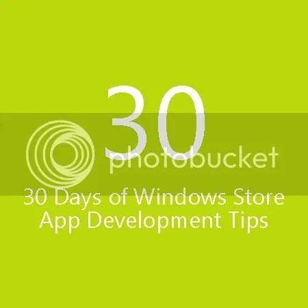 Windows Store Apps Development