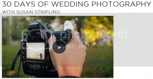 creativeLive - 30 Days of Wedding Photography with Susan Stripling