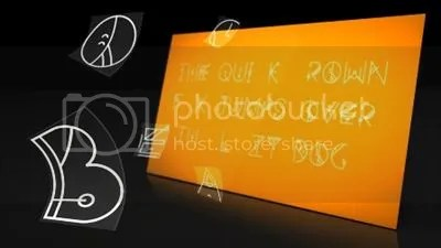 Digital Tutors - Creating an Animated Typeface in After Effects