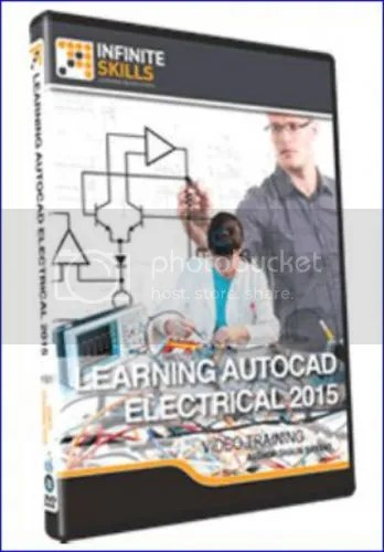 Infiniteskills - Learning Autodesk AutoCAD Electrical 2015 Training Video