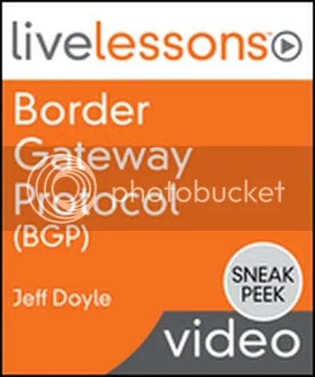 Livelessons - Border Gateway Protocol