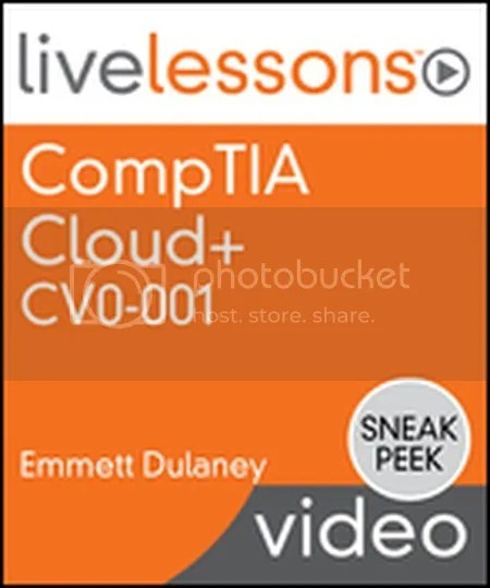 Livelessons - Comptia Cloud Cv0-001