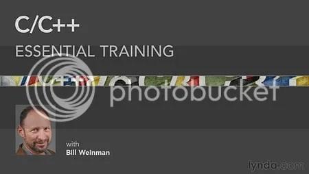 Lynda - C/C++ Essential Training with Bill Weinman