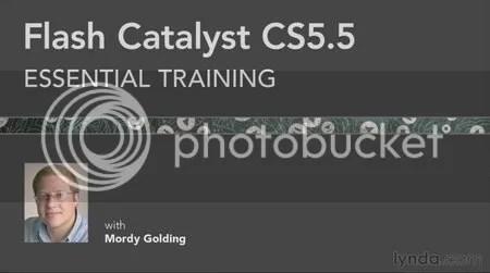Lynda - Flash Catalyst CS5.5 Essential Training