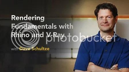 Lynda - Rendering Fundamentals with Rhino and V-Ray
