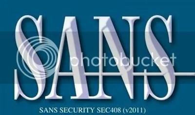 SANS 408 - GIAC Certified Forensic Examiner - PDF