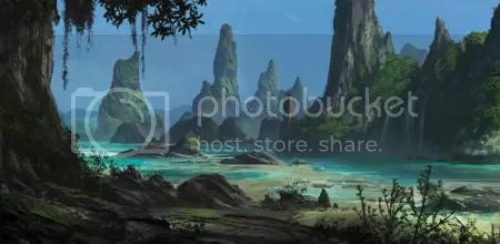 Skillshare - Digital Painting : Concept Landscapes