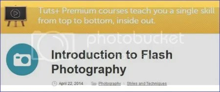 Tuts+ Premium - Introduction to Flash Photography