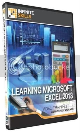 InfiniteSkills - Learning Microsoft Excel 2013 Training