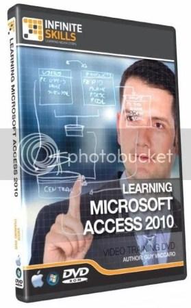 InfiniteSkills - Learning Microsoft Access 2010 Training