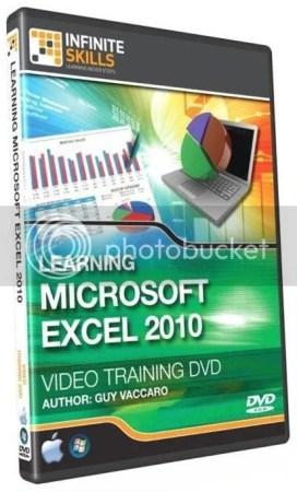 InfiniteSkills - Learning Microsoft Excel 2010 Training