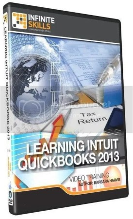 InfiniteSkills - Learning QuickBooks 2013 Training