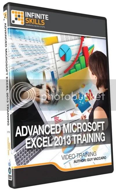 InfiniteSkills – Advanced Microsoft Excel 2013 Training
