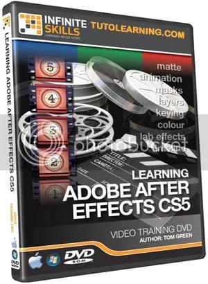 InfiniteSkills – After Effects CS5 Training Video