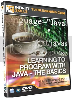 InfiniteSkills – Beginners Java Programming Training Video