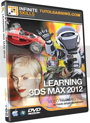 InfiniteSkills – Learning 3DS Max 2012 Training Video