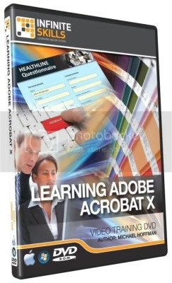 InfiniteSkills – Learning Adobe Acrobat X Training Video  InfiniteSkills – Learning Adobe Acrobat X Training Video InfiniteSkills  Learning Adobe Acr