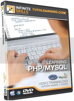 InfiniteSkills – Learning PHP/MySQL 2010
