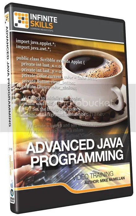 Infinite Skills - Advanced Java Programming
