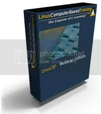 LinuxCBT - WebScan Edition