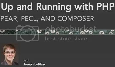 Lynda - Up and Running with PHP PEAR, PECL, and Composer