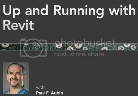 Lynda - Up and Running with Revit with Paul F. Aubin