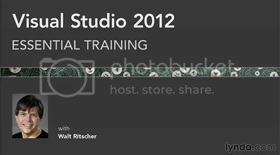 Lynda - Visual Studio 2012 Essential Training