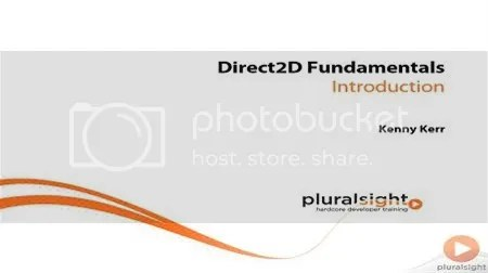 Pluralsight - C++ Direct2D Fundamentals