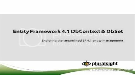 Pluralsight - Entity Framework 4.1 - DbContext Data Access
