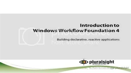 Pluralsight - Introduction to WF 4