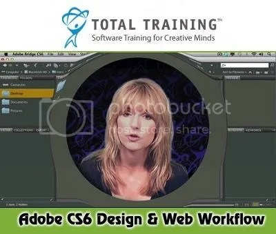Total Training for Adobe CS6 Design and Web Workflow