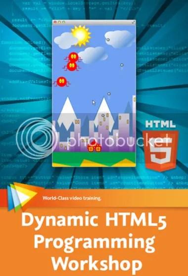 Video2brain - Dynamic HTML5 Programming Workshop
