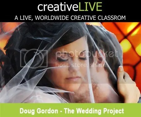 creativeLIVE – The Wedding Project