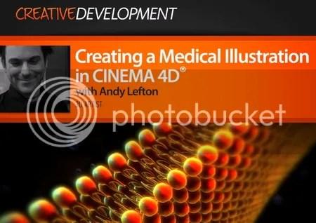 DigitalTutors – Creating a Medical Illustration in CINEMA 4D