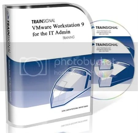 TrainSignal – VMware Workstation 9 for the IT Admin