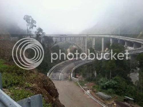 jembatan kelok sembilan Kelok Sembilan Sumatra Barat Kini